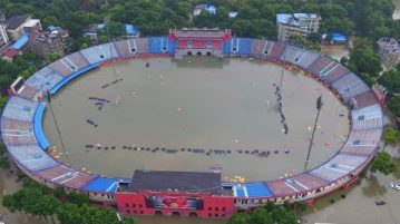 Inondation massive en Chine en 7 photos