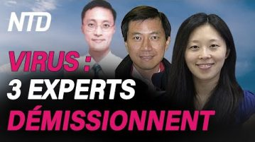 Virus: 3 experts démissionnent