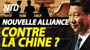 Nouvelle alliance contre la Chine ?