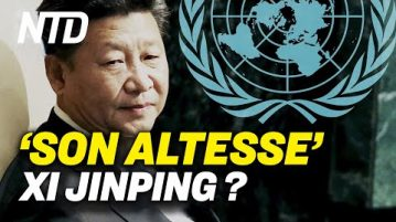 Son altesse Xi Jinping