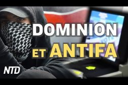 Dominion et Antifa