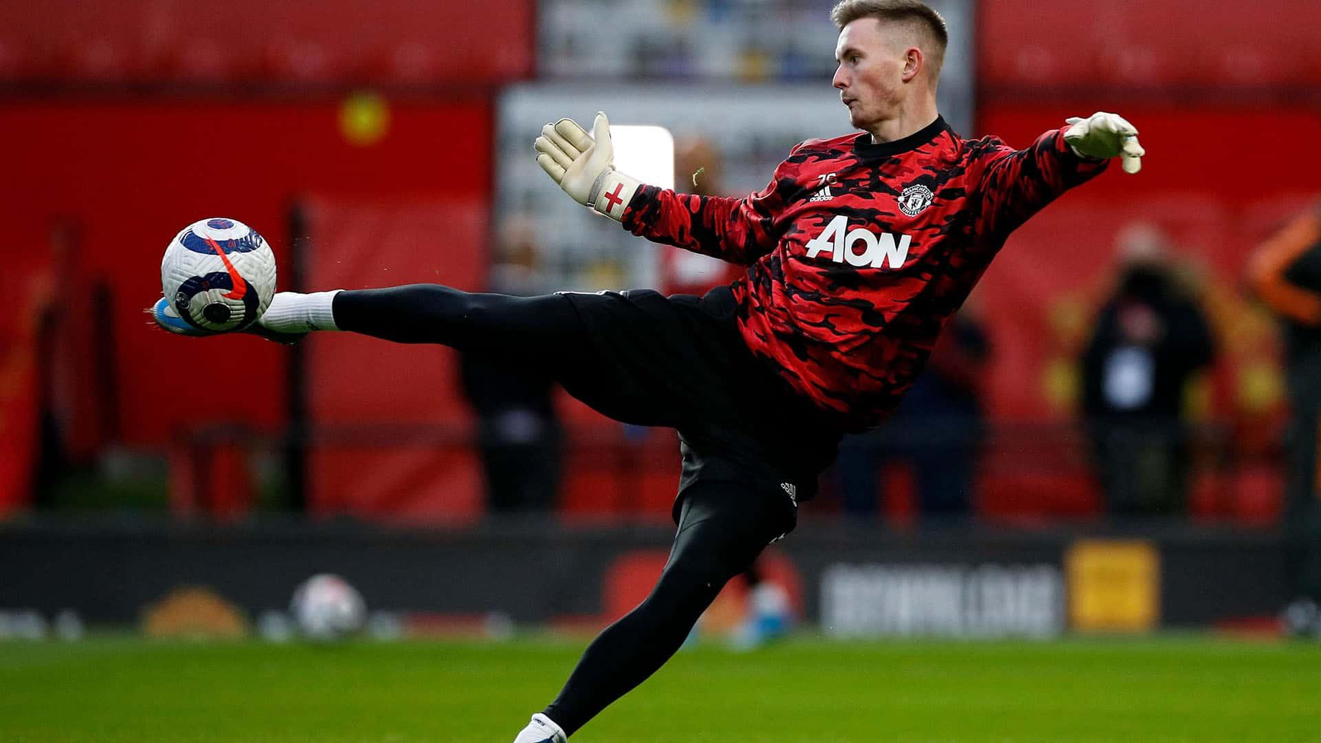 Dean Henderson - Manchester United