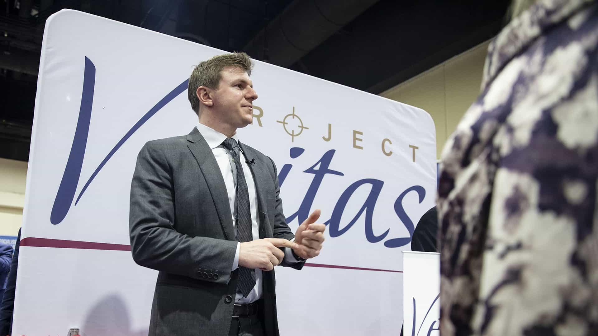James O'Keefe - Project Veritas