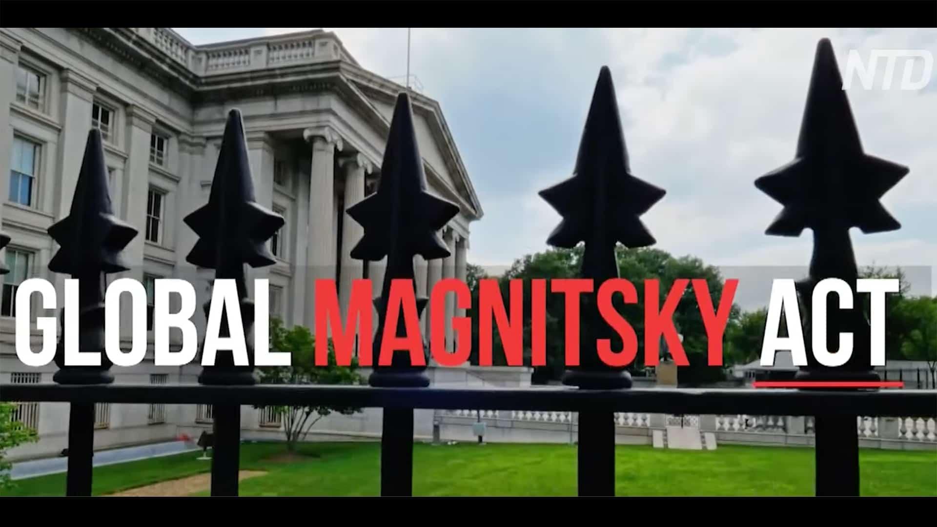 Global Magnitsky act
