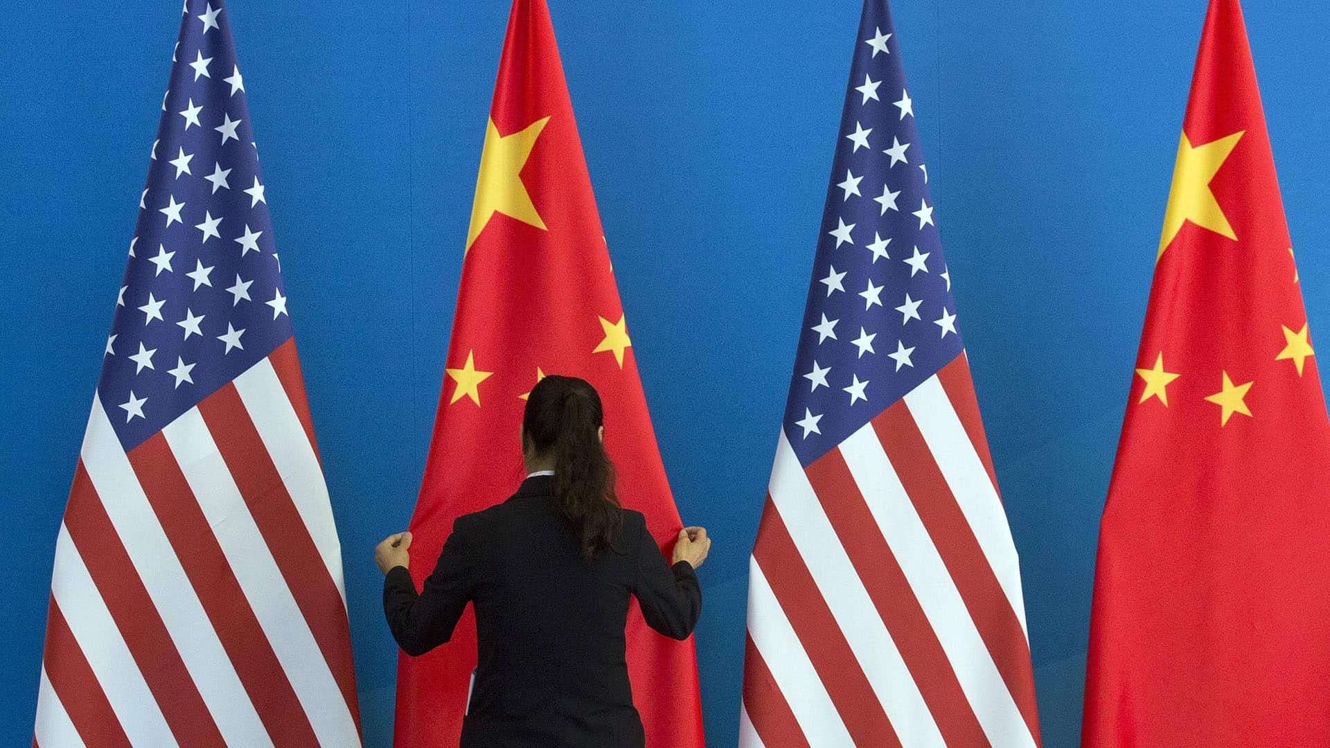 Chine - États-Unis