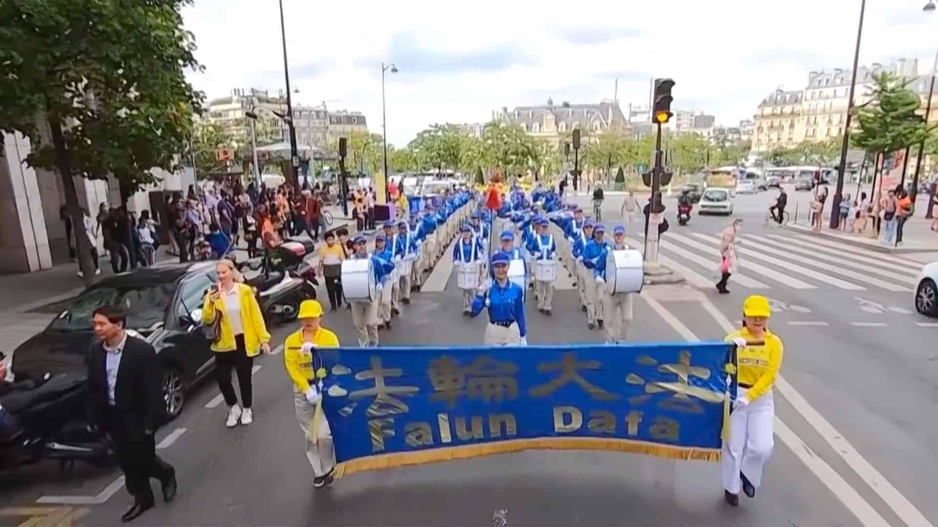 Parade de Falun Dafa