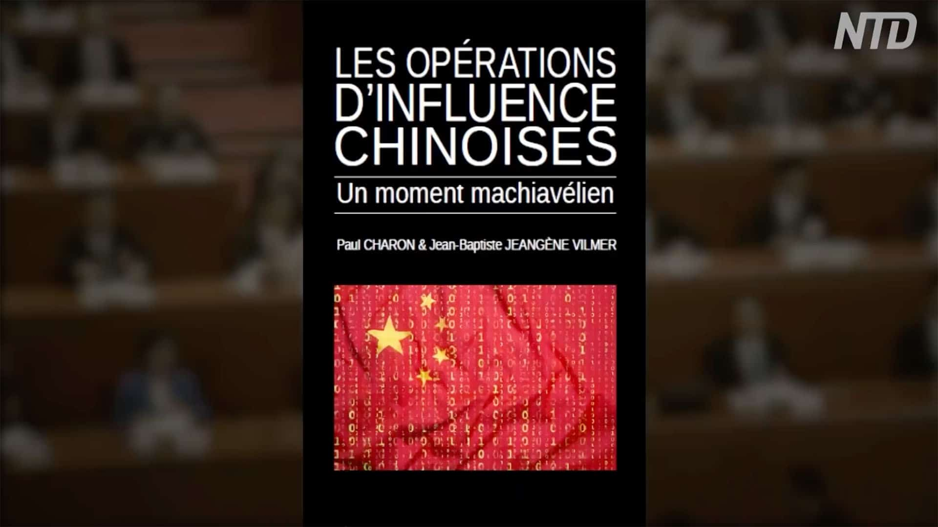 Les opérations d'influence chinoises